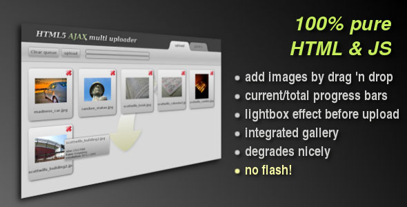 20 High Quality HTML5 Multimedia Element for Designers 12