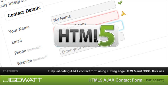 20 High Quality HTML5 Multimedia Element for Designers 14