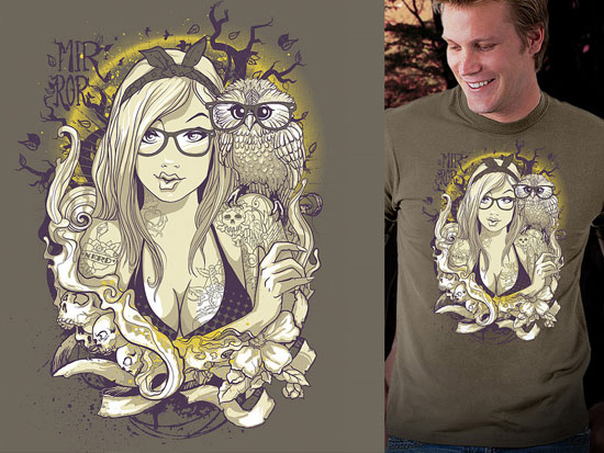 20 Beautiful and Eye-Catchy T-Shirt Designs That You Love to Get 1