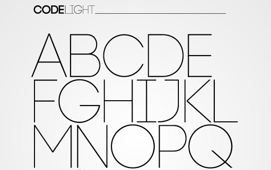 20 Free Fonts Suitable for Titles and Headlines 6