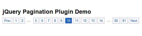 Exclusive Gallery of jQuery Plugins and Tutorials 12