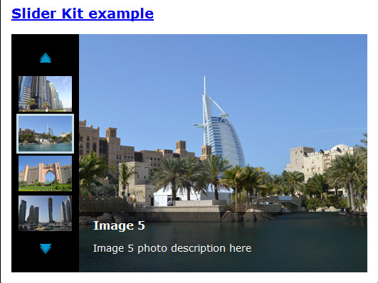 Exclusive Gallery of jQuery Plugins and Tutorials 3