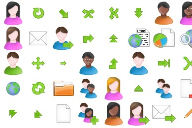 20 Most Useful Free Web-Icon Set for Web Designers 1