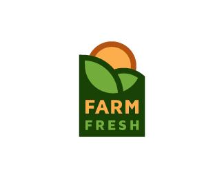 50 Creative Organic Theme Inspired Logo 18