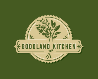 50 Creative Organic Theme Inspired Logo 24