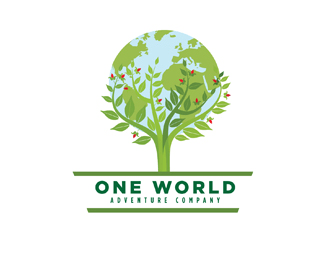 50 Creative Organic Theme Inspired Logo 8