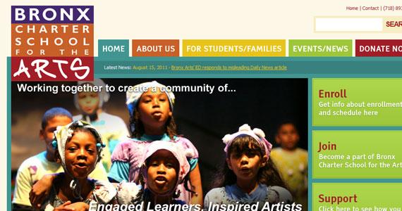 20 Creative Web Design in green Color 5