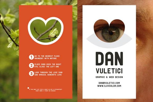 15 Excellent Business Card Design 1