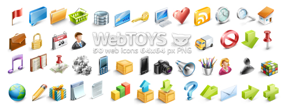 20 Free Vector and PNG Icon Set for Designers 15