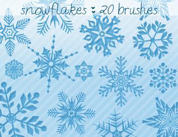 15 Beautiful and Useful Free Photoshop Brush Set 12