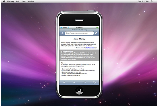 10 Excellent Applications for Mobile Website Testing 5