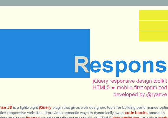 20 Latest CSS3 and HTML5 Resources and Tools for Web Developers 11