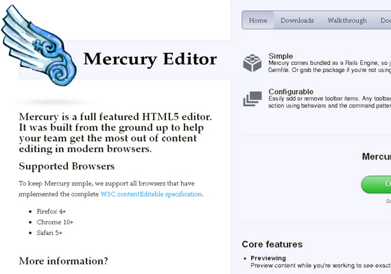 20 Latest CSS3 and HTML5 Resources and Tools for Web Developers 12
