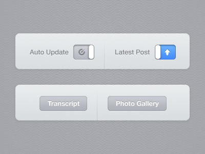 20 Beautiful Web 2.0 Button Designs For Your Inspiration 16