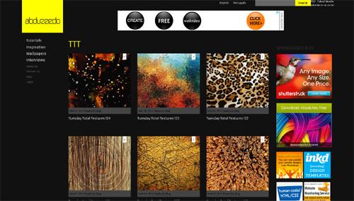 20 Blogs Offering Web Design Freebies 14