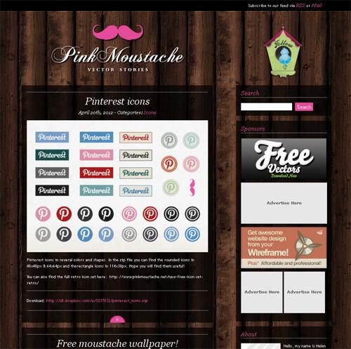 20 Blogs Offering Web Design Freebies 2