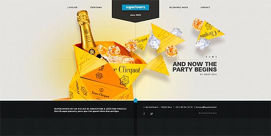 30 Creative CSS3 Website Designs 27