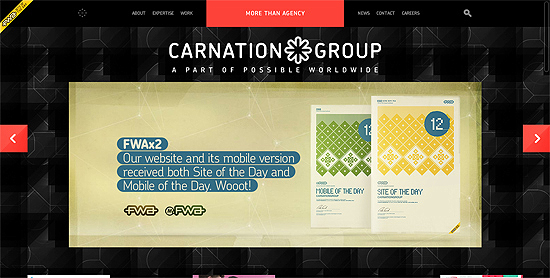 30 Creative CSS3 Website Designs 5