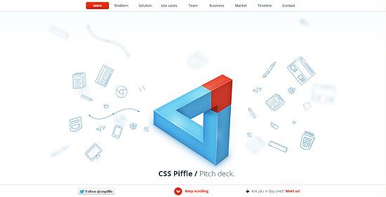 30 Creative CSS3 Website Designs 8