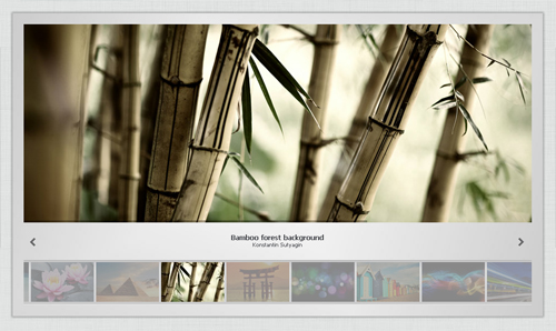 20 Beautiful jQuery Image Sliders 8