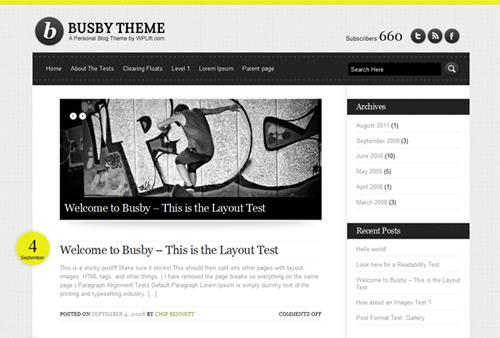 30 New Free High-Quality WordPress Themes 15