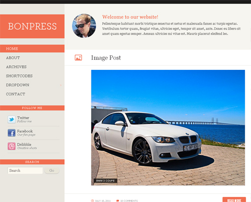 30 New Free High-Quality WordPress Themes 18