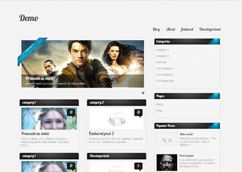 30 New Free High-Quality WordPress Themes 3