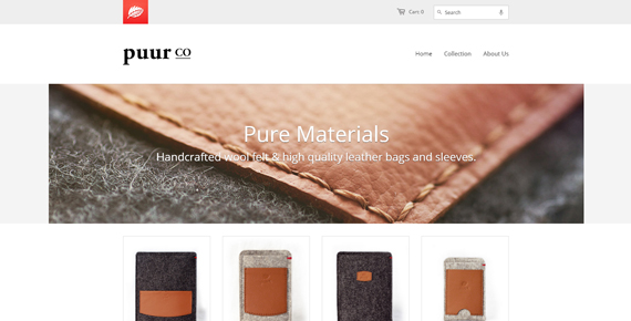 25 Stunning CSS3 Web Designs For Your Inspiration 12