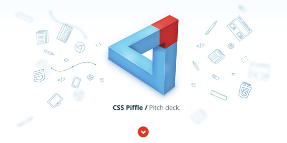 25 Stunning CSS3 Web Designs For Your Inspiration 19