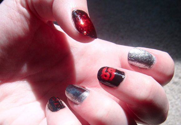 20 Excellent Nail Art for Inspiration 2