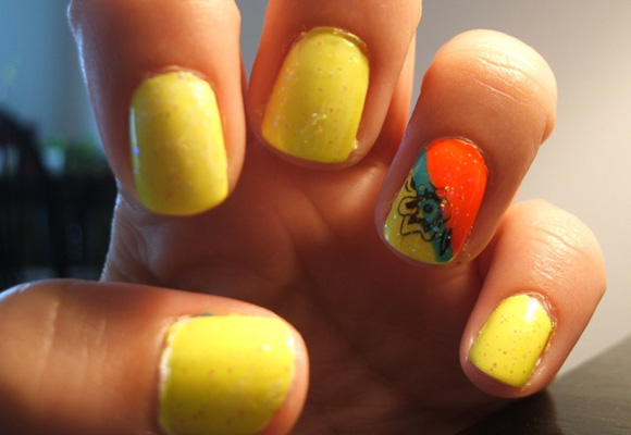 20 Excellent Nail Art for Inspiration 3