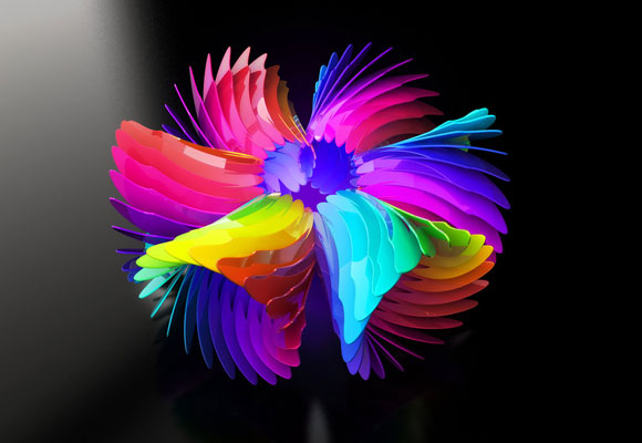 30 Excellent Color Spectrum Wallpapers 19