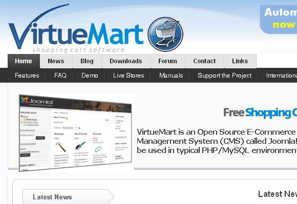10 Open Source eCommerce Platforms 8