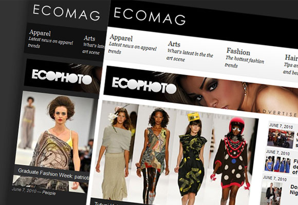 10 WordPress Themes to Make Your Blog Look Fashionable 1