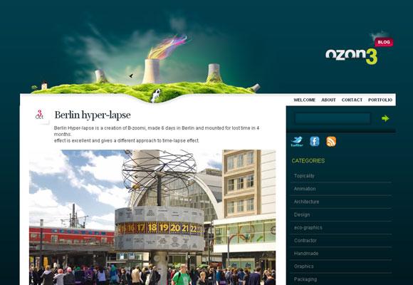 20 Excellent Website with Creative Header Design 1