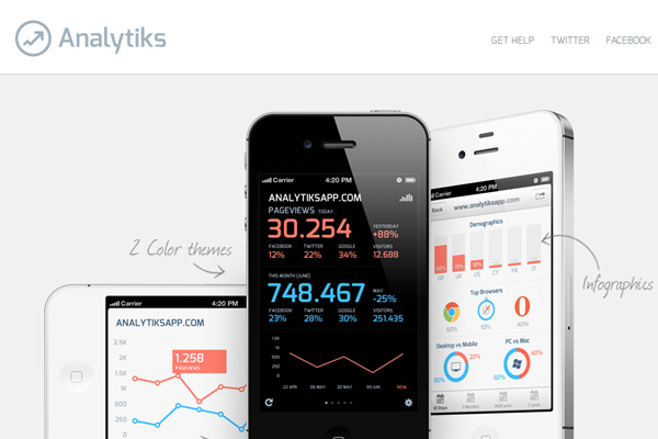 20 Websites for iPhone Apps to Inspire Designers and Developers 15