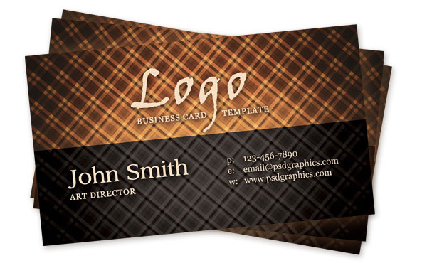 20 Free High Resolution Business Card Templates 12