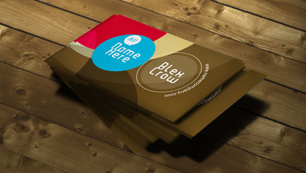 20 Free High Resolution Business Card Templates 4