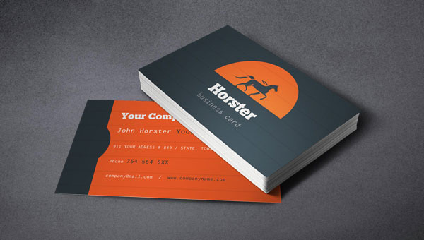 20 Free High Resolution Business Card Templates 7