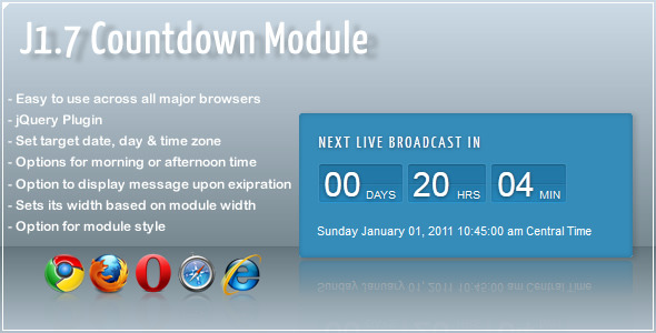 30 Impressive Countdown Timer Scripts for You 26