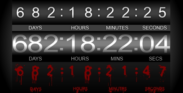 30 Impressive Countdown Timer Scripts for You 8
