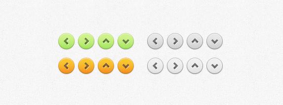 20 Useful Set of Free Web Element PSD 5