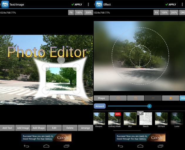 Android Apps: 10 Free Android Photo Editing Apps 13