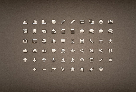 30+ Latest Free Flat Icon Sets For Your Use 14
