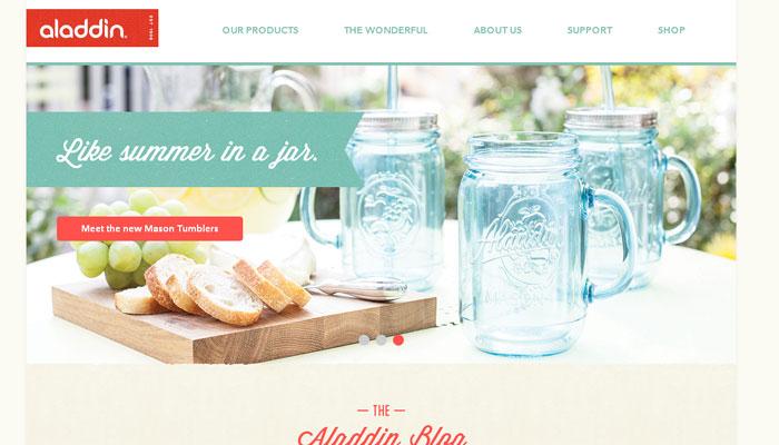 20 Best Clean Website Design for Inspiration 13