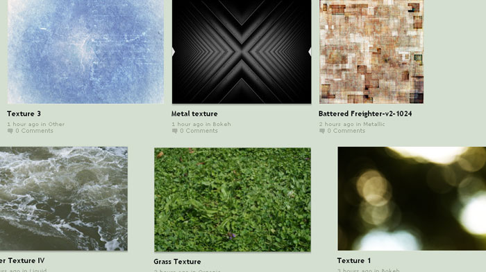 8 Excellent Galleries of Free Photoshop Textures 6