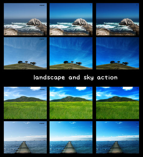 20 Free Effective Photoshop Action Tutorials and Resources 12