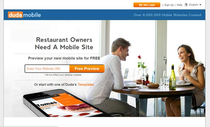 Tips for Designing a Successful Mobile Website for Your Restaurant 1