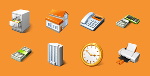 10 Beautiful Sets of free Icons 1