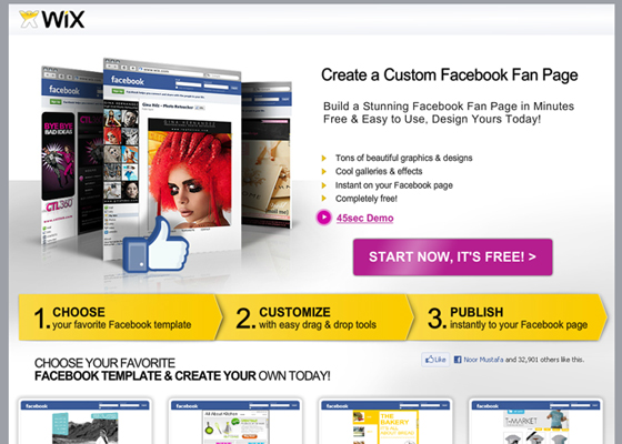 5 Resources to Create Effective Facebook Fan Page 1